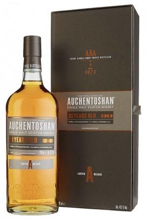Auchentoshan 21 Years Old Scotch Whisky - Sendgifts.com