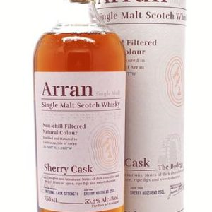 "The Arran Sherry Cask ""The Bodega"" Single Malt Scotch Whisky - Sendgifts.com"