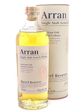 "The Arran ""Barrel Reserve"" Single Malt Scotch Whisky - Sendgifts.com"