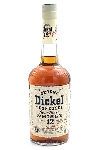 George Dickel No 12 Sour Mash Tennessee Whisky - Sendgifts.com