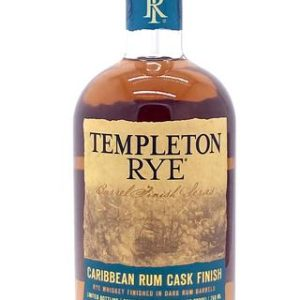 "Templeton ""Rum Cask Finish"" Rye Whiskey - Sendgifts.com"