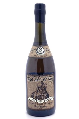 """Very Olde St. Nick 8 Year Old """"Ancient Cask"""" Rye Whiskey - Sendgifts.com"""