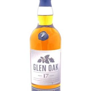 "Glen Oak 17 Year Old ""Island Single Malt"" Scotch Whiskey - Sendgifts.com"