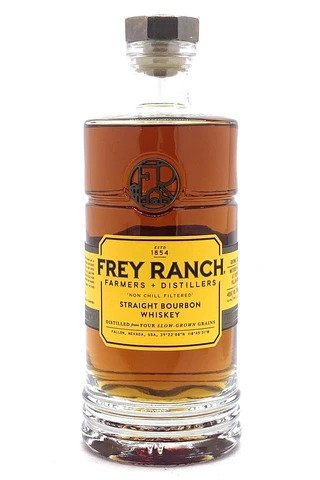Frey Ranch Straight Bourbon Whiskey - Sendgifts.com