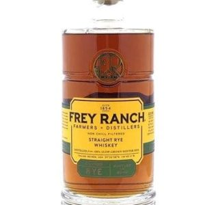 Frey Ranch Straight Rye Whiskey nose palate - Sendgifts.com
