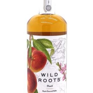 Wild Roots Peach Infused Vodka
