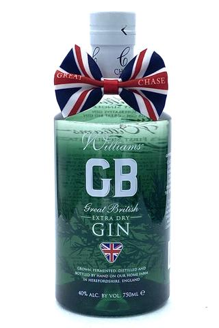 """Chase """"Williams"""" Great British Extra Dry Gin"""
