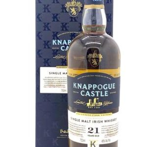 Knappogue Castle 21 Years Single Malt Irish Whiskey - Sendgifts.com
