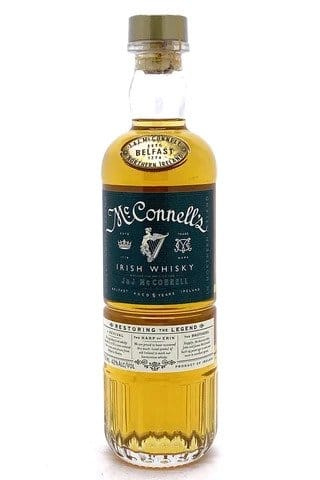 McConnell's 5 Year Irish Whisky - Sendgifts.com